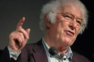 seamus_heaney_reads image from edinburgh book festival