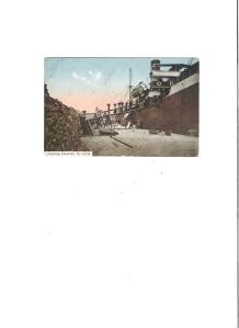 Coaling steamer St. Lucia 1912