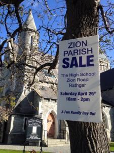 Zion Parish Church