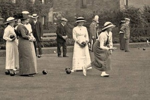 Old Lawn Bowling Photos2