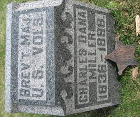 Charles Dana Miller Cedar Hill Cemetery