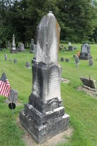 James Murdock grave marker 1
