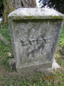 Lucy Gilman Jewett Grave Marker
