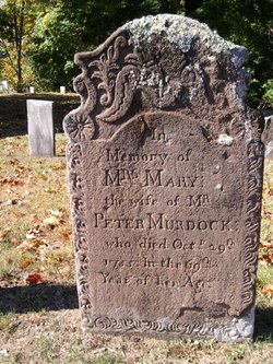 Mary Fithan Murdock Old Burying Ground Westbrook Conn