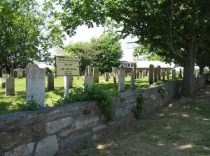 Old Burying Ground Cemetery Westbrook Conn