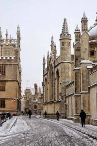 Oxford  from Britain and Ireland in Time