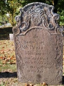Peter Murdock  Gravemarker