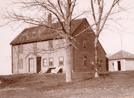 Rebecca Nurse Homestead Danvers 149 PineSt