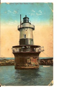 Sperry Light House New Haven Ct