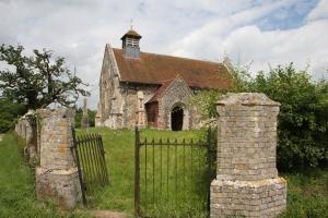 St Andrews Church Firenze South Norfolk