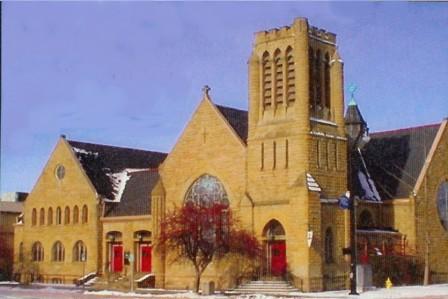 trinity episcopal newark