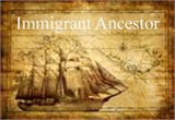 immigrant ancestor
