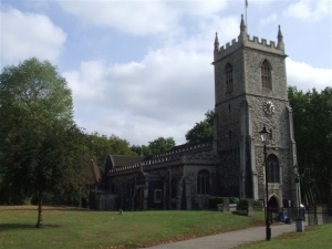 st dunstan church