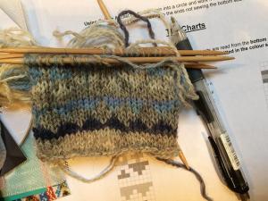 workshop knitting