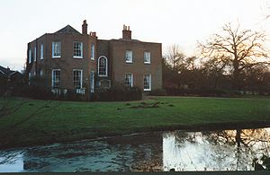 Barkham Manor
