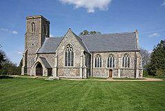 Besthorpe All Saints Church