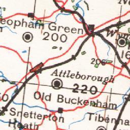 besthorpe map