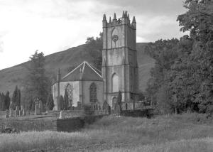 Glenorchy church of dysart
