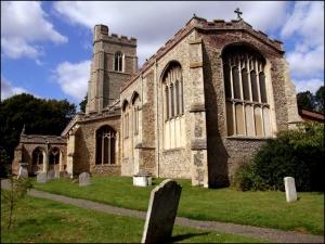 Richard Brackett baptism StGregory Parish Suffolk England