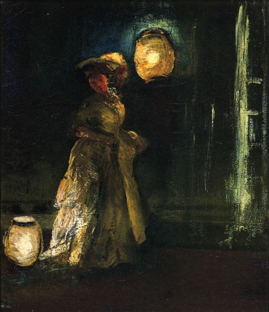 shinn_1912_girl_with_japanese_lanterns