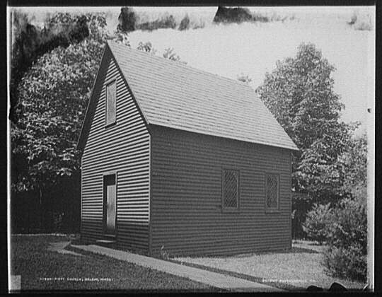 First Church of Salem