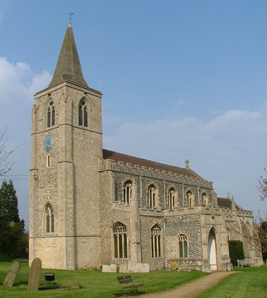 Rattlesden Church