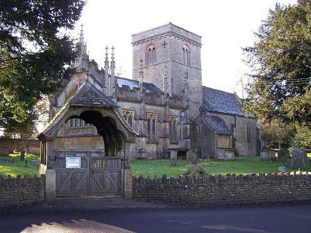 Stantn st quintin Wiltshire