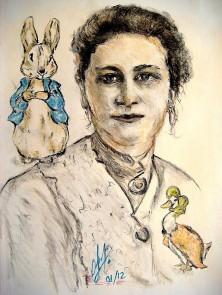 Beatrix Potter, 2012, Olivia Waste