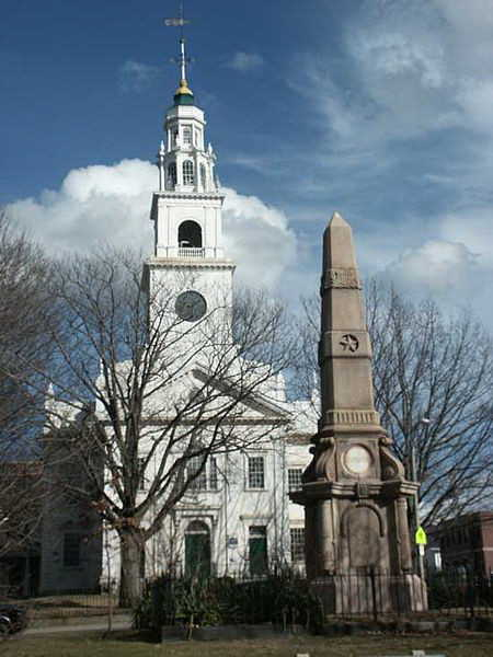 First Parish Church Dorchester