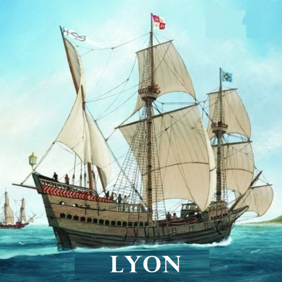 Immigrant Ship lyon