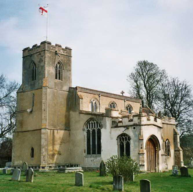 Suffolk Church