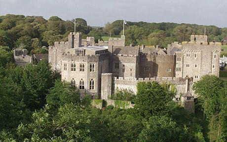 st-donats-castle-wales