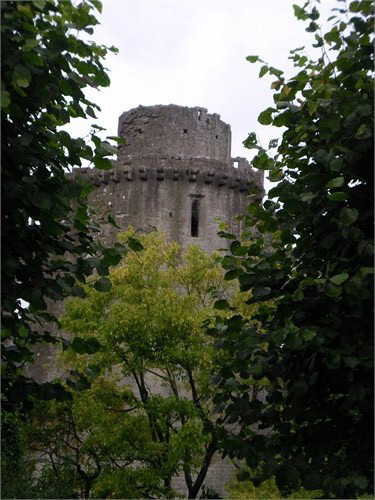 Prather Nunney Castle