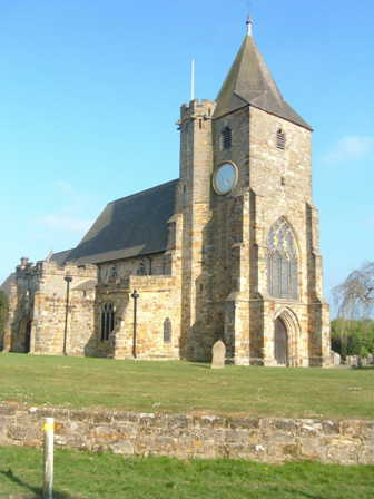 Ticehurst St Mary Church