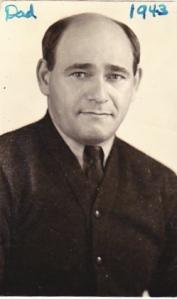 Grandpa Nat portrait