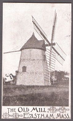Eastham mill 4 windmills-cape-cod