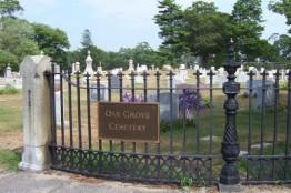 Oak Grove Cemetery Gloucester