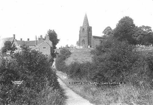 Old Church Fenny Compton