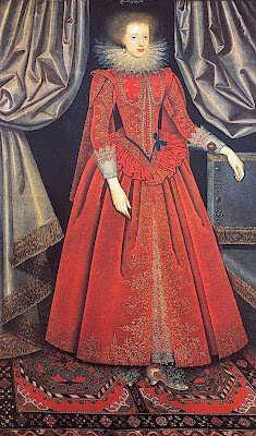 Lady Anne Knyvett 14th GGM 1492-1558